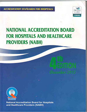 National Accrediation Board for Hospital and Healthcare Providers (NABH)